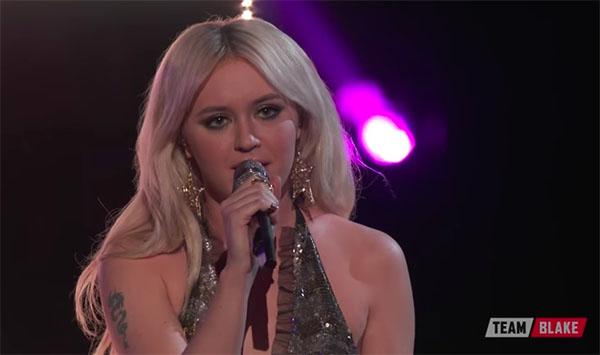 'The Voice': Chloe Kohanski Duets With Blake Shelton on Roy Orbison Favorite