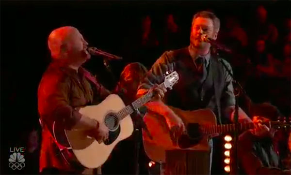 "Red Marlow and Blake Shelton Duet ""I'm Gonna Miss Her"" on The Voice 2017 Top 4 Finale"