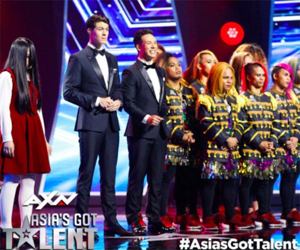 Sacred Riana is Asia's Got Talent 2017 Season 2 Winner, DMX Comvalenoz Runner-up