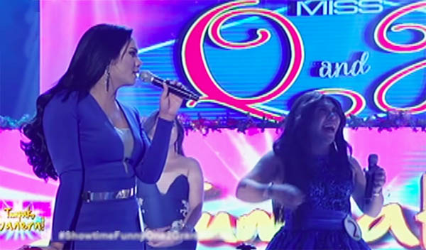 This Scene from Miss Q & A on It's Showtime will make Laugh so Hard