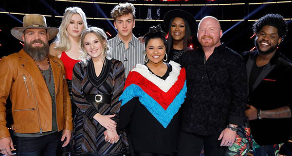 The Voice Results Tonight: Top 8 Live Semifinals Elimination, Final Top 4 Revealed
