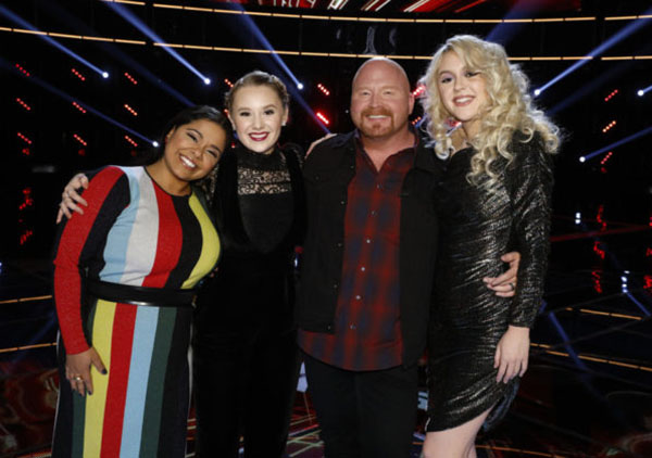 The Voice Season 13 Grand Finale, Top 4 Live Performance Recap December 18 2017