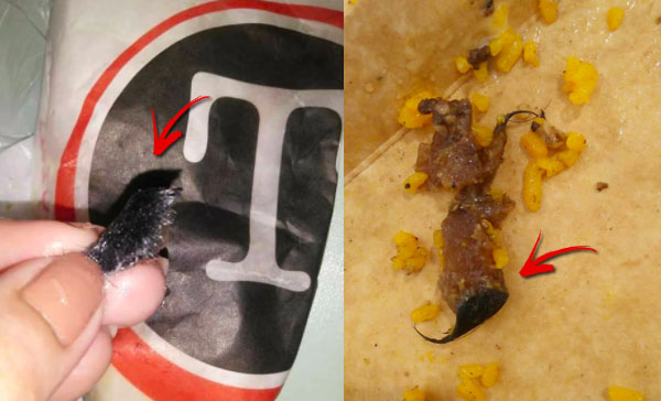 Customer Found Hairy Skin in Turks Shawarma