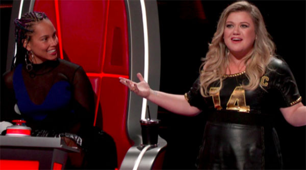 Kelly Clarkson The Voice 2018 Promo Video