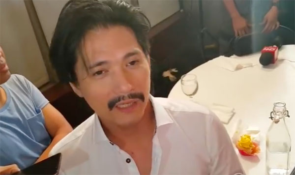 Robin Padilla Has Message to Netizens Calling Him Rude and Racist