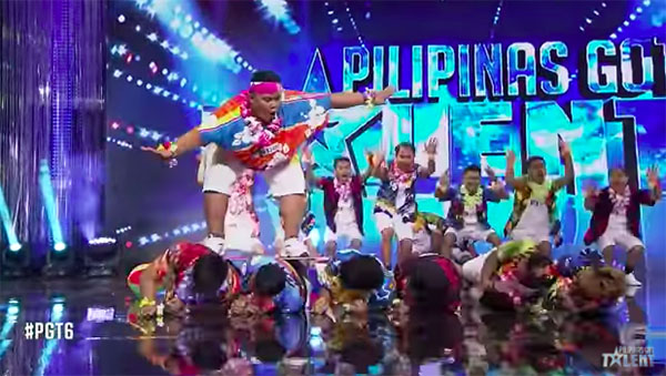 Type 1 Dance Company Wows on Pilipinas Got Talent 2018 Season 6