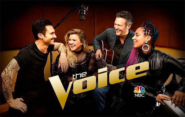 The Voice 2018 Season 14 Contestant List
