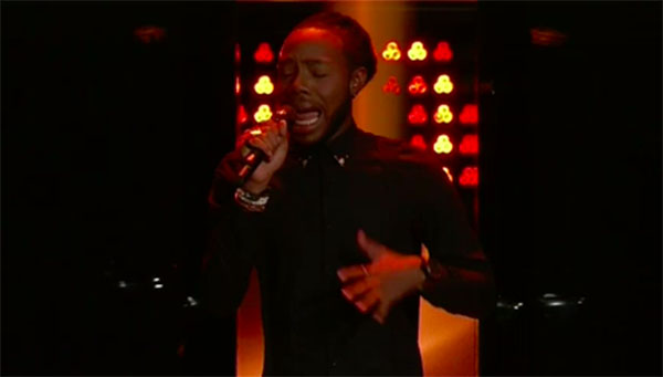 Davison sings 'To Love Somebody' on The Voice 2018 Blind Audition