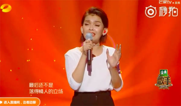 KZ Tandingan Sings in Mandarin, Becomes Regular in Singer 2018