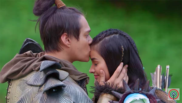Liza Soberano and Enrique Gil 'Bagani' Full Trailer