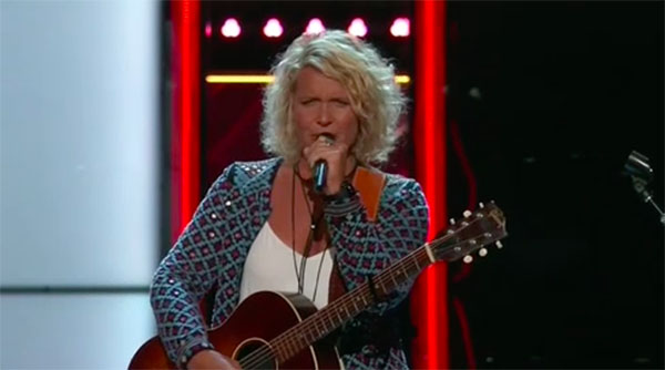 'The Voice': Blake Shelton lands Ormond Beach singer