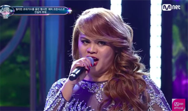 WATCH: Pinoy Singer Sephy Francisco Wows on 'I Can See Your Voice Korea'