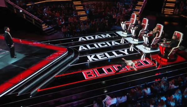 The Voice introduces new Block Button for Season 14