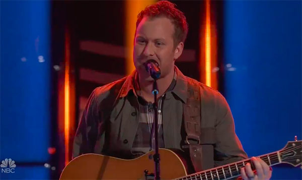"Bransen Ireland sings ""Tulsa Time"" on The Voice 2018 Blind Audition"