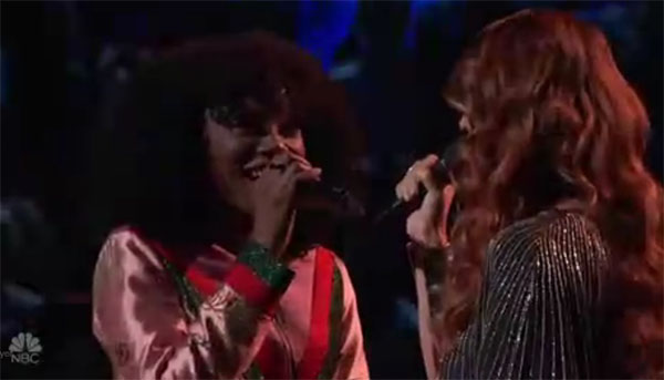 "Christiana Danielle vs Shana Halligan ""Use Somebody"" The Voice 2018 Battles"