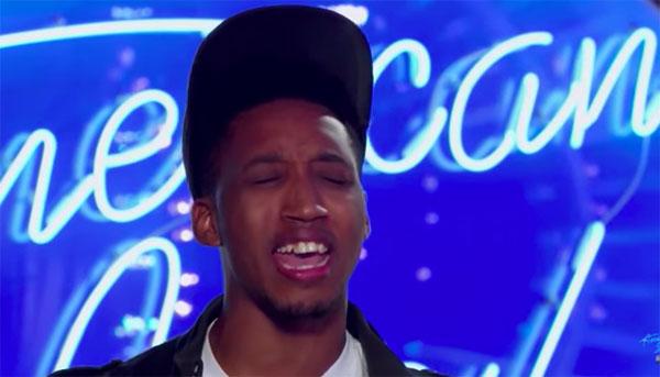 """Dennis Lorenzo sings """"Unaware"""" on American Idol 2018 Auditions"""