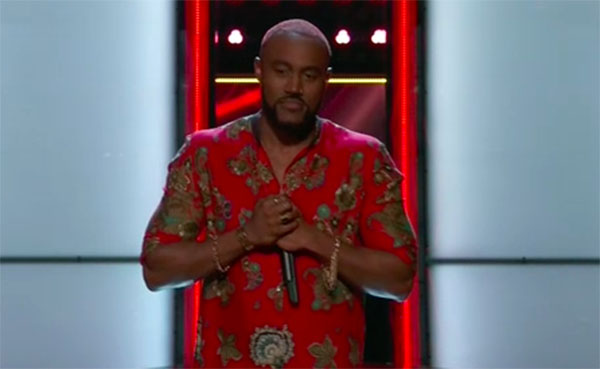 "Jamai sings ""Got It Bad"" on The Voice 2018 Blind Audition"