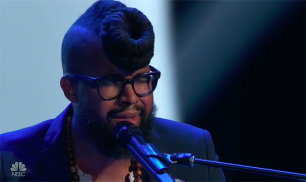 Terrence Cunningham Sings Quot My Girl Quot On The Voice 2018