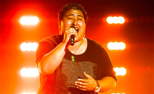 "Aunty Ora sings ""One and Only"" on The Voice Australia 2018 Blind Auditions"