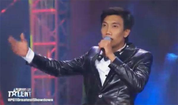 Joven Olvido Drew Laughs on Pilipinas Got Talent 2018 Grand Final