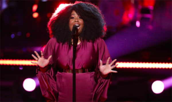 "Kyla Jade sings ""You Don't Own Me"" on The Voice Knockouts"