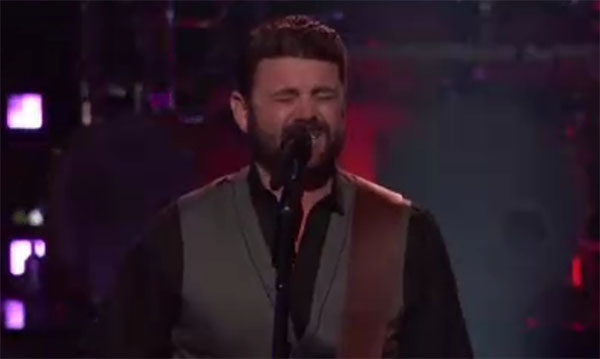 "Pryor Baird sings ""Will It Go Round in Circles"" on The Voice 2018 Knockouts"