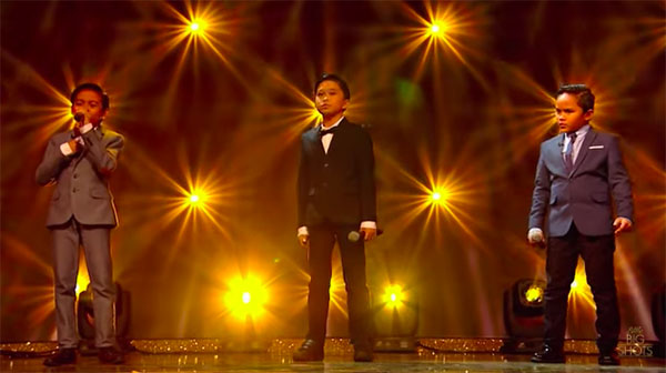 TNT Boys Leaves Audience Speechless with 'Listen' on Little Big Shots UK