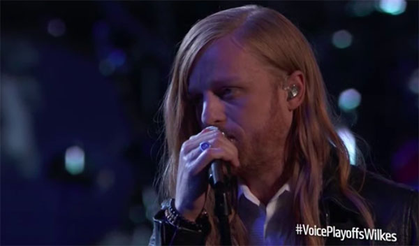 "Wilkes sings ""Don't Speak"" on The Voice 2018 Live Playoffs"