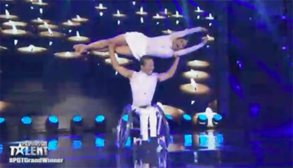 Julius Obrero & Rhea Marquez Wows Pilipinas Got Talent 2018 Grand Finals 'PGT Season 6'