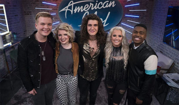 "Spoiler: American Idol 2018 Top 5 Song ""Carrie Underwood, Mom's Day"""