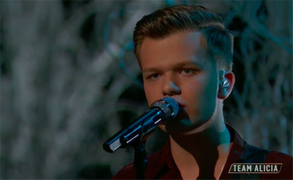 "Britton Buchanan Original Song ""Where You Come From"" The Voice 2018 Top 4 Finale"