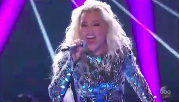 """Gabby Barrett sings """"Don't Stop Believing"""" on American Idol 2018 Finale"""