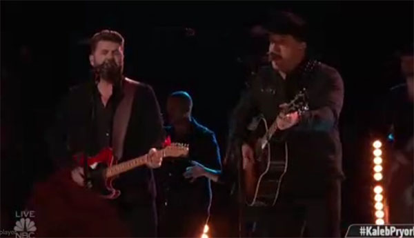 "Kaleb Lee and Pryor Baird ""Hillbilly Bone/Hillbilly Deluxe"" Duet on The Voice 2018 Top 8 Semifinals"