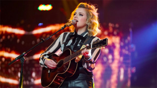 "Maddie Poppe Winners Single ""Going Going Gone"" on American Idol 2018 Finale"