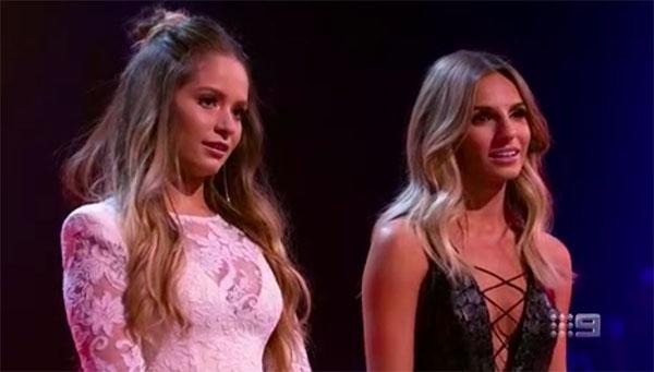 """Somer Smith vs Jacinta Gulisano """"How Will I Know"""" The Voice Australia 2018 Battles"""