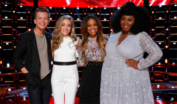 The Voice Finale: Season 14 Top 4 Live Performance Recap and Videos
