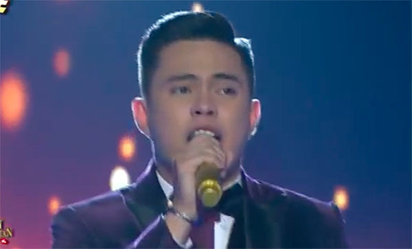 "WATCH: Anton Antenorcruz sings ""Patuloy Ang Pangarap"" on Tawag Ng Tanghalan TNT Grand Finals"