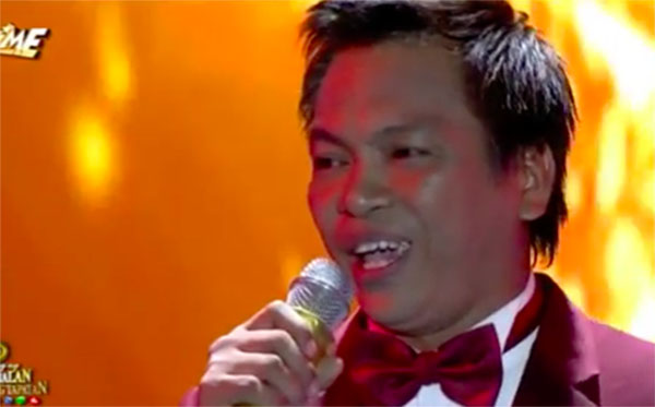 "WATCH: Ato Arman sings ""I Live My Life For You"" on Tawag Ng Tanghalan TNT Grand Finals"