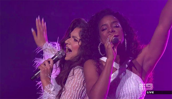 "Bella Paige & Kelly Rowland ""Last Dance"" Duet on The Voice Australia 2018 Grand Finale"