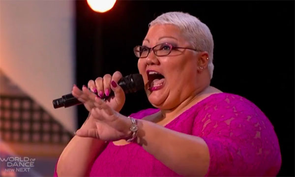 Christina Wells America's Got Talent 2018 Season 13 Audition Video