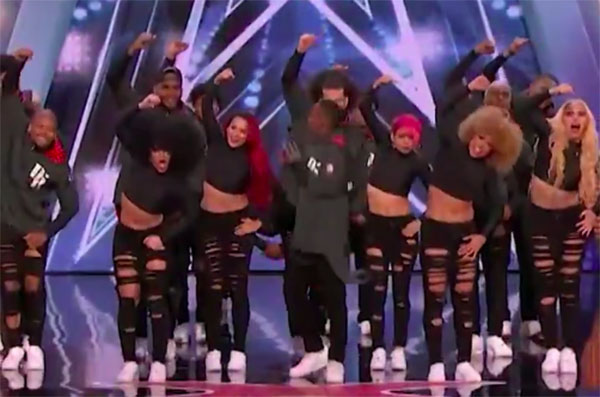 Da RepubliK America's Got Talent 2018 Season 13 Audition Video