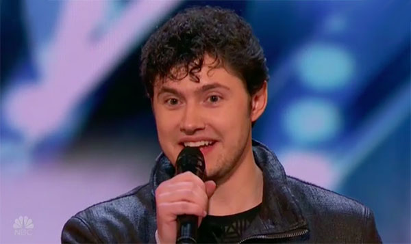 Daniel Emmet wows on America's Got Talent 2018 Audition