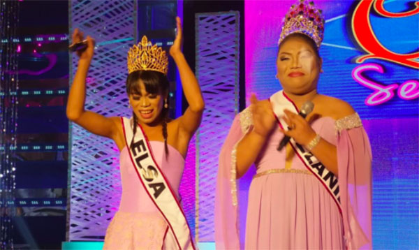 WATCH: Elsa Droga Enters Miss Q & A Grand Finals on It's Showtime