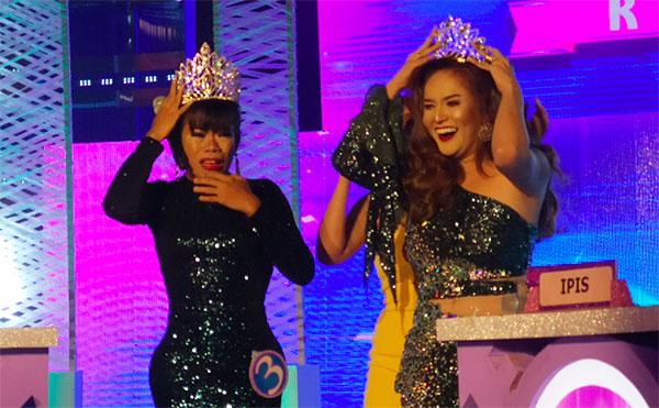 Elsa Droga Enters Miss Q & A Semifinals on Showtime