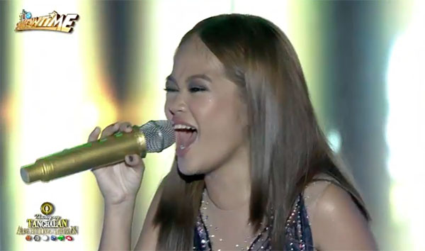 Janine Berdin Final 3 Performance Tawag Ng Tanghalan TNT Grand Finals