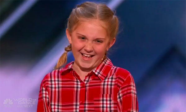 Lilly Wilker America's Got Talent 2018 Season 13 Audition