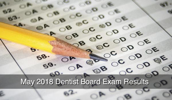 PRC Board Exam Results: May 2018 Dentist Passers and Top 10