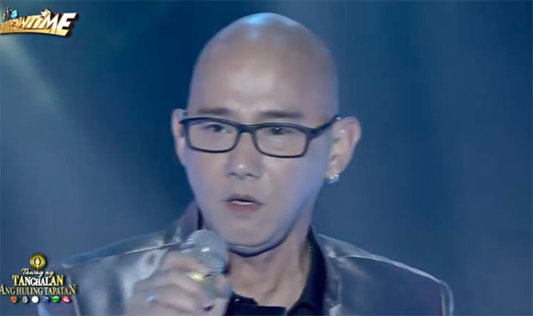Steven Pasyu Final 3 Performance Tawag Ng Tanghalan TNT Grand Finals