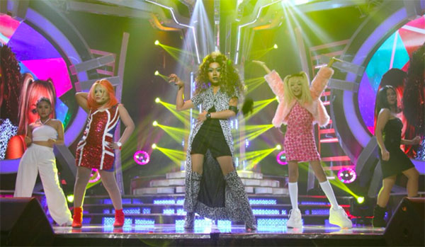 """TNT Boys sings """"Spice Up Your Life"""" as Spice Girls on YFSF Kids 2018"""