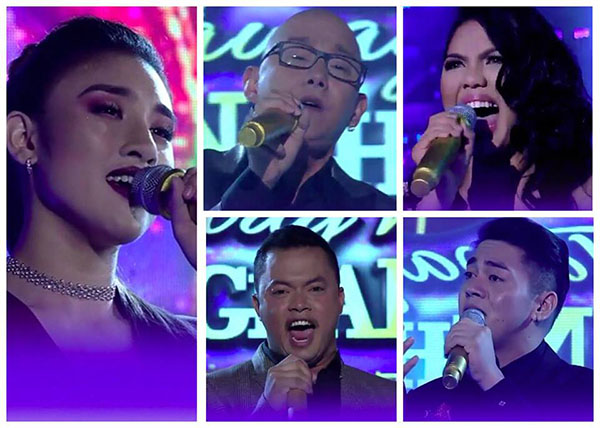 Tawag Ng Tanghalan Finale Day 5 June 1 Episode Live Recap and Results